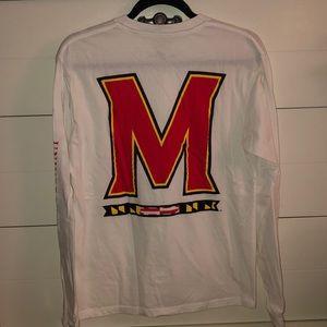 Tops - University of Maryland Tee